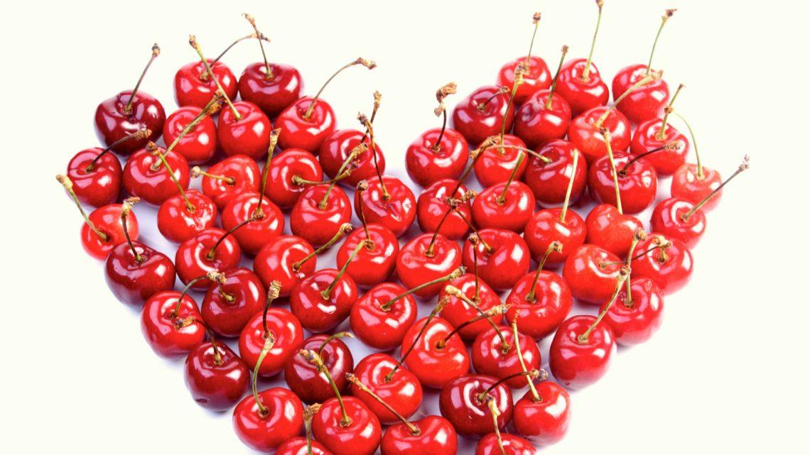 cherry chocolade lekker en gezond